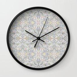 Remembering Art Deco Wall Clock