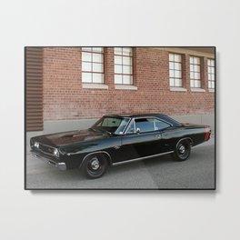 1968 MOPAR Hemi Coronet 500 Metal Print