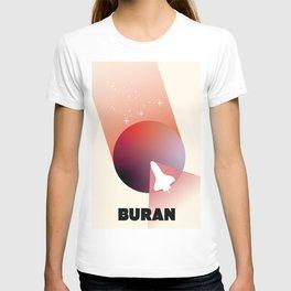 Buran space shuttle T-shirt