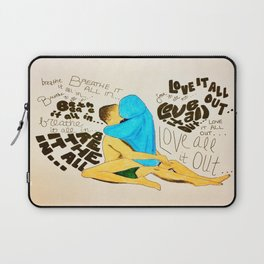 Love it all out Laptop Sleeve