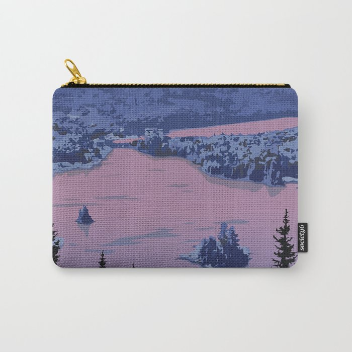 Parc National du Mont-Tremblant Carry-All Pouch