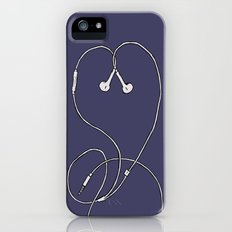 I Don't Know, I Just Love Me Some Music Slim Case iPhone (5, 5s)