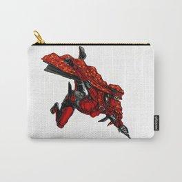 Zauba flies Carry-All Pouch