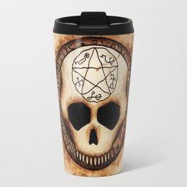 Exorcizamus Te Travel Mug