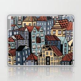 Little Town Laptop & iPad Skin