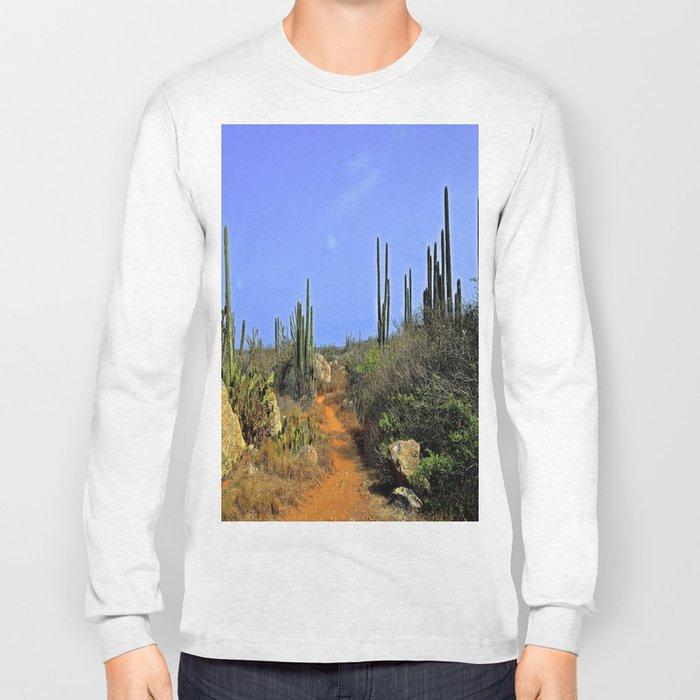 Desert Pathway Long Sleeve T-shirt