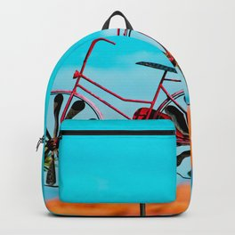 Riding High - I Backpack