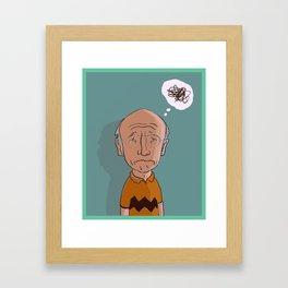 Charlie David Framed Art Print