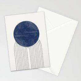 Blue Sun Stationery Cards