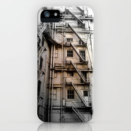 The stair venture iPhone Case