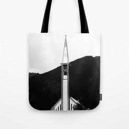 Fassa Church Tote Bag