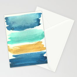 Late Summer Palette Stationery Cards