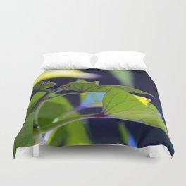 Beautiful Greenery Duvet Cover