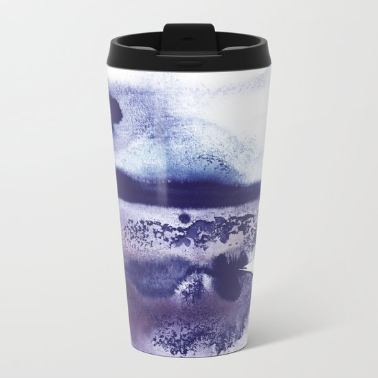 Little shadow Metal Travel Mug