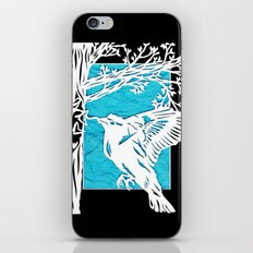 Goldfinch Mother iPhone & iPod Skin