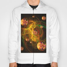 Chaos creating Universe Abstract Fantasy Hoody