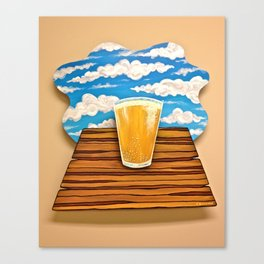 Pure Hoppiness Canvas Print