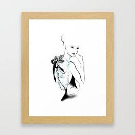 Valentina Framed Art Print