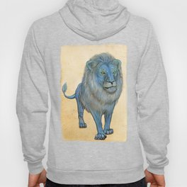 The Wise Lion Hoody