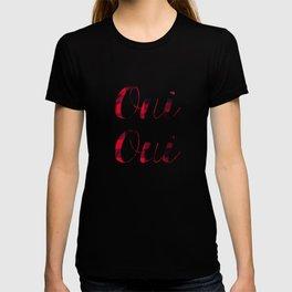 Oui Oui Tartan T-shirt