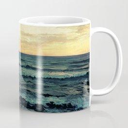 Alamillo Beach Sunset Coffee Mug