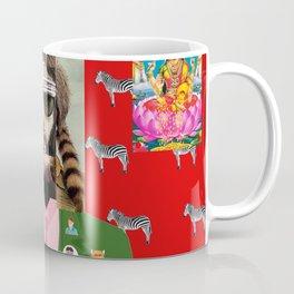 Wes Anderson illustration Coffee Mug