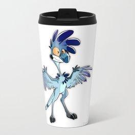Frantz the Archaeopteryx Travel Mug