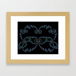 Mariposa Framed Art Print