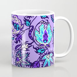 Protea Batik Hawaiian Tropical Floral Coffee Mug