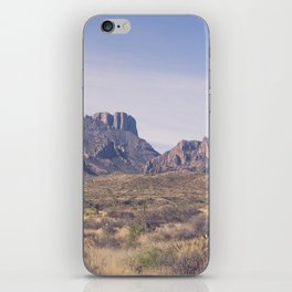 Westward III iPhone Skin