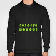 Android Fanboy Hoody
