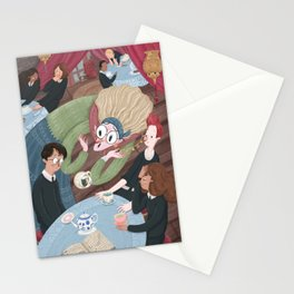Divination Stationery Cards
