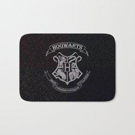 Cosmic Hogwarts Crest HP Bath Mat