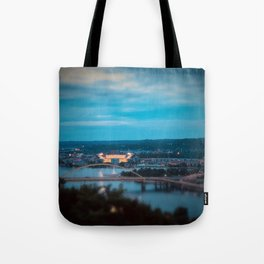 My City of Steel Tote Bag