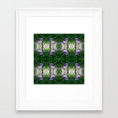 Thr33 Framed Art Print
