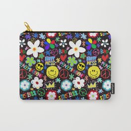 PMO colorful collage Carry-All Pouch