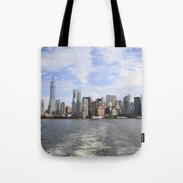 NYC Skyline Tote Bag