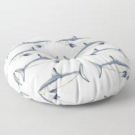 Mako shark Floor Pillow
