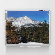 Water and Snow Laptop & iPad Skin