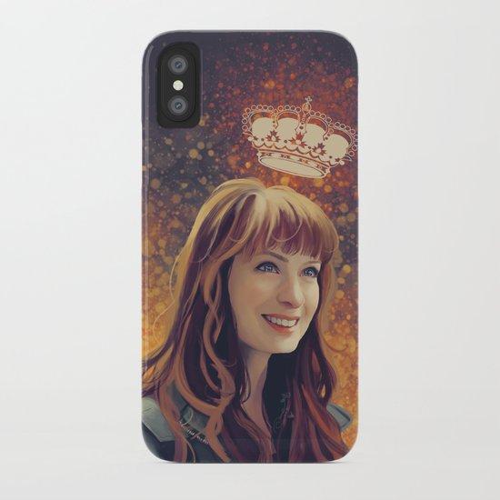 charlie Bardbury - Supernatural iPhone Case