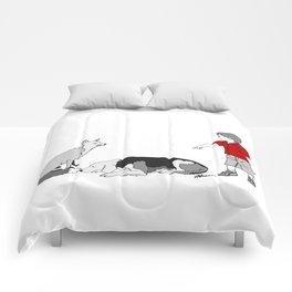 Lazy Comforters