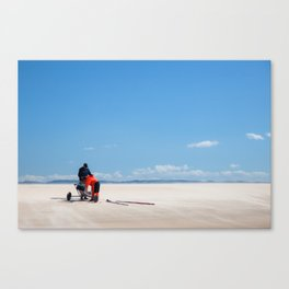 Blue Dreams Canvas Print