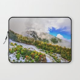 Autumn in Mountains Laptop Sleeve