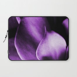 Succulent Leaves In Ultraviolet Color #decor #society6 #homedecor Laptop Sleeve