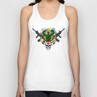 whiskey Tank Tops featuring 68 Whiskey by Joshua Epling