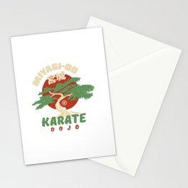 Miyagi-Do Karate Dojo Stationery Cards