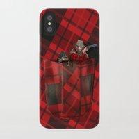 hunter x hunter iPhone & iPod Cases featuring Hunter by Piotr Burdan