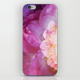 Peony Abstractions iPhone Skin