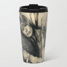 Lady Dragon Travel Mug