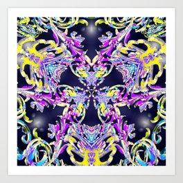 Ascension Portal Art Print